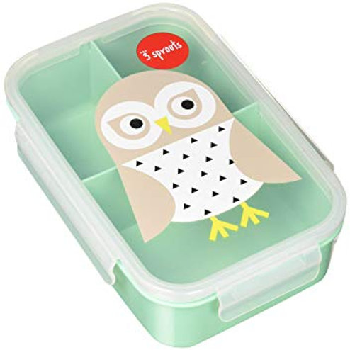 Owl Lunchbox Bento - 3 Sprouts