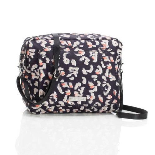 "Storksak - The Mini Changing Bag ""Leopard Print"""