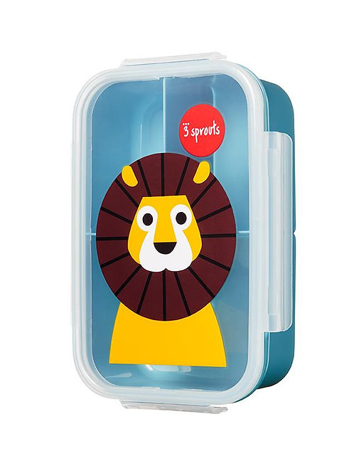 Lion Lunchbox Bento - 3 Sprouts