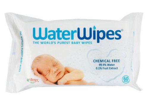 Water Wipes (60pcs)