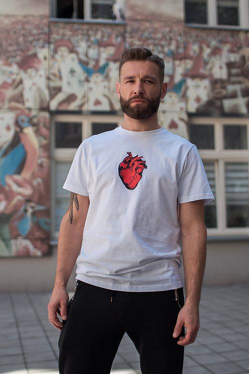 T-shirt Serce dla Niego