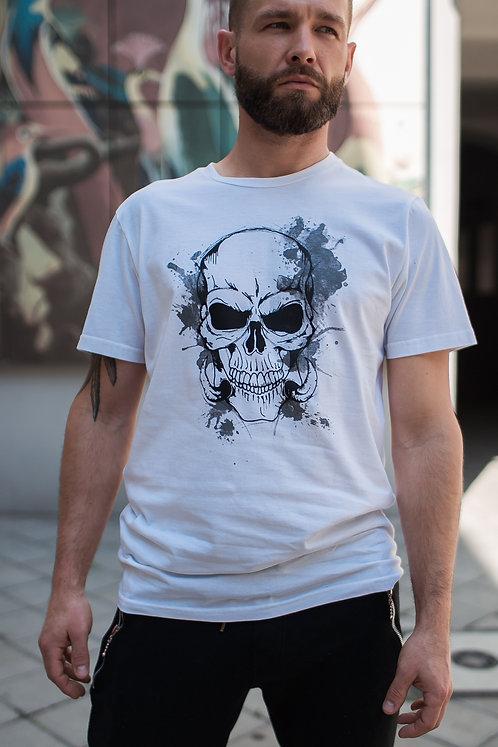 T-shirt Skull dla Niego