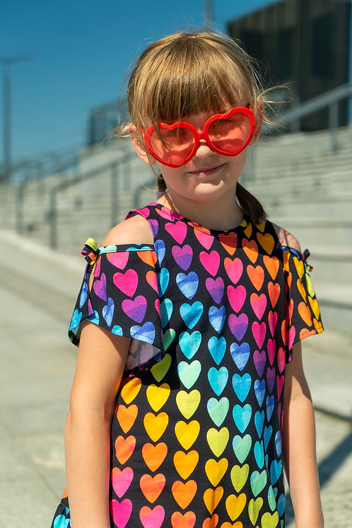 Sukienka Heart