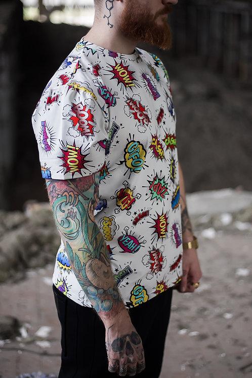 T-shirt KOMIKS