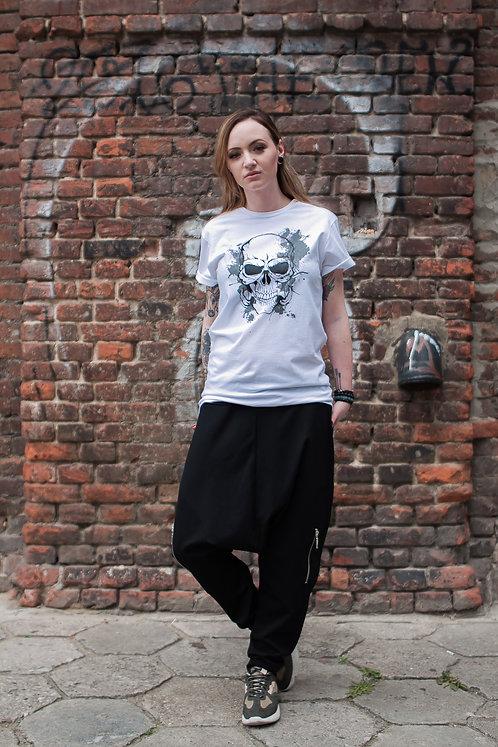 T-shirt Skull dla Niej