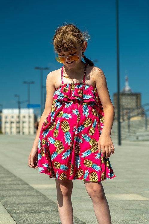 Sukienka Pineapple
