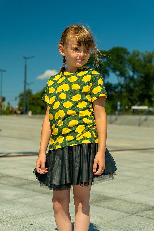 T-shirt CYTRYNY  dla dzieci