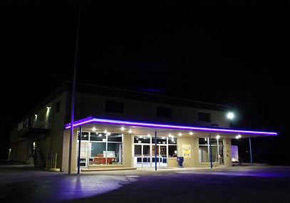 Locally owned movie theater in Minot North Dakota.