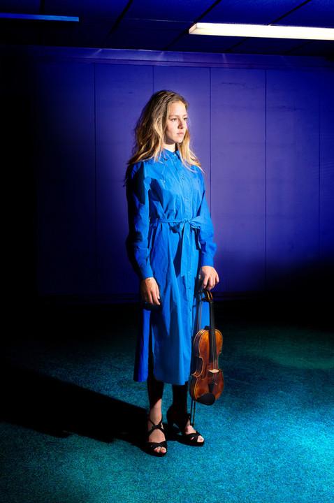 Jasmijn Burger Violinist
