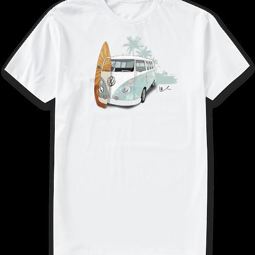 'Surf City in Retrograde' Men's T-Shirt
