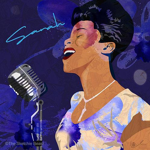 'First Ladies of Jazz / Sarah'