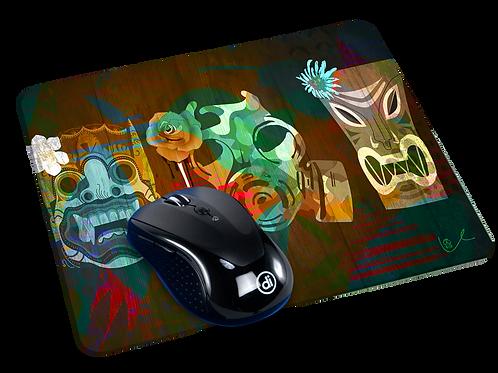 'Masks' Mousepad