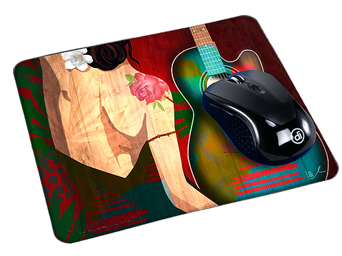 'Flamenka' Mousepad