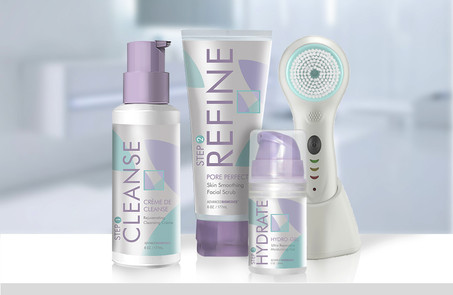 3-Step Advanced Skincare Packaging
