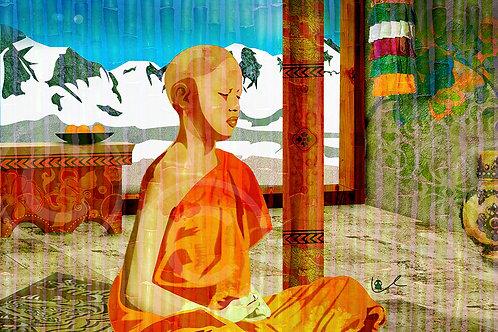 'Meditate'