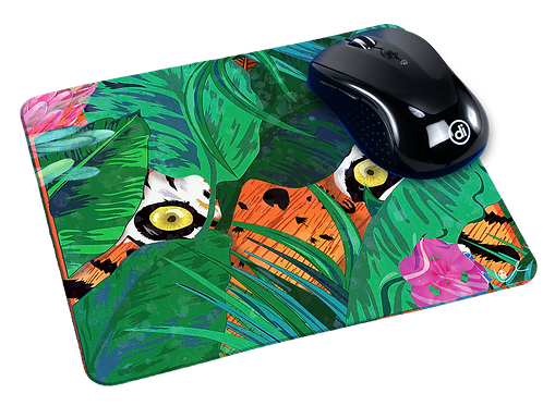 'Hidden Tiger' Mousepad