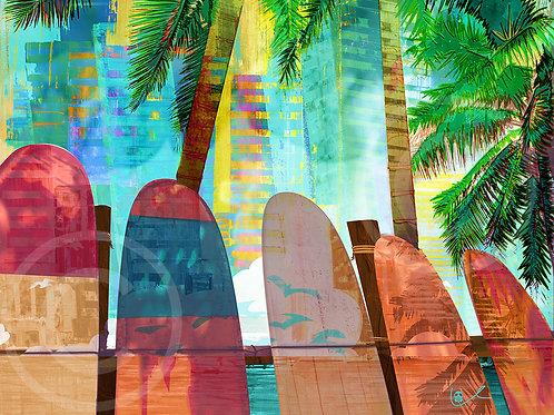 'Surf Plus City'