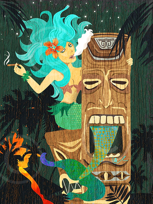 'A Tiki's Taile'