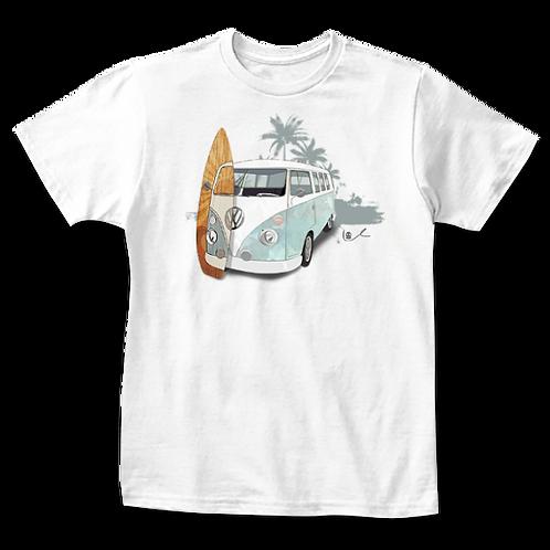 'Surf City in Retrograde' Kids T-Shirt