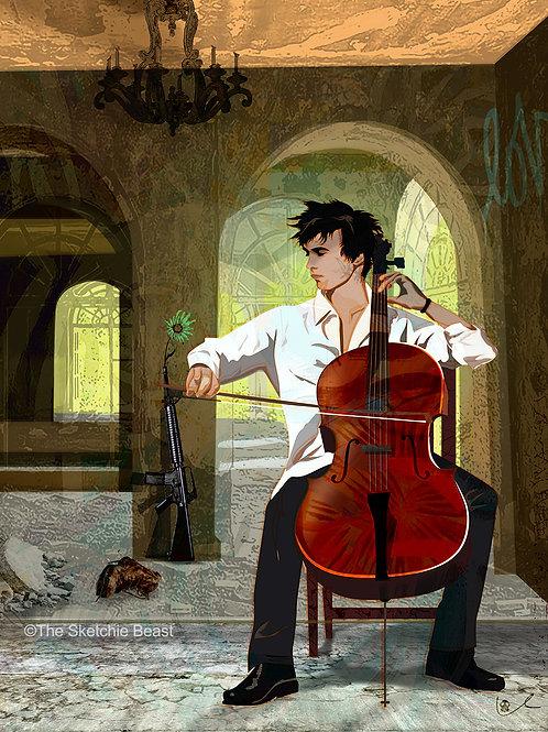 'Cellist'