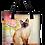 Thumbnail: 'Portrait of Laila / Just Laila' Canvas Tote