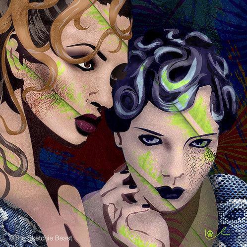 'Misses Medusa'