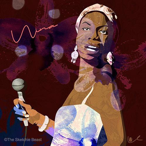 'First Ladies of Jazz / Nina'