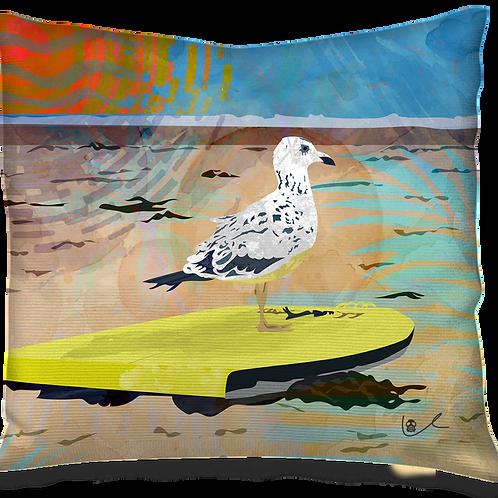 'Ode to Summer' Pillow