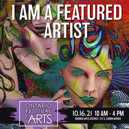 Ontario Festival of Arts Featured Artist