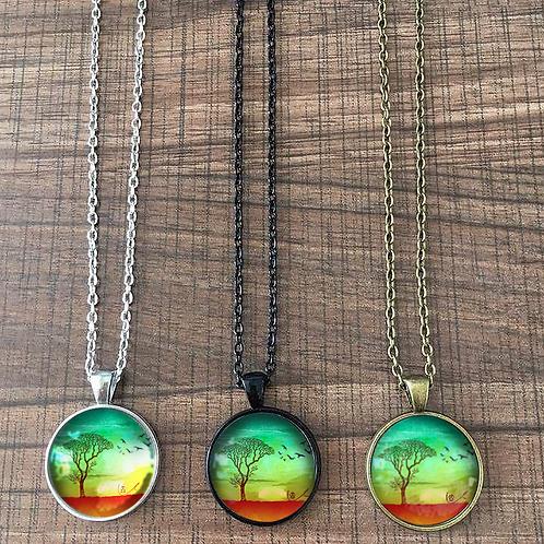 'I Bless the Plains' Necklace