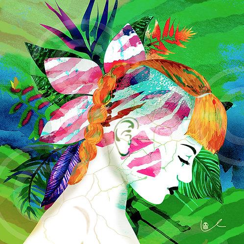 'Tiger Lily'