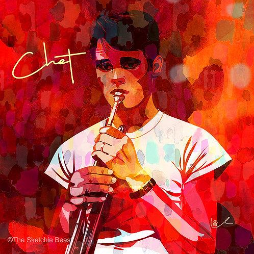 'Chet Baker'