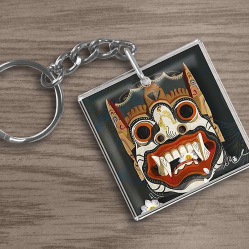 'Lotus Eater' Keychain
