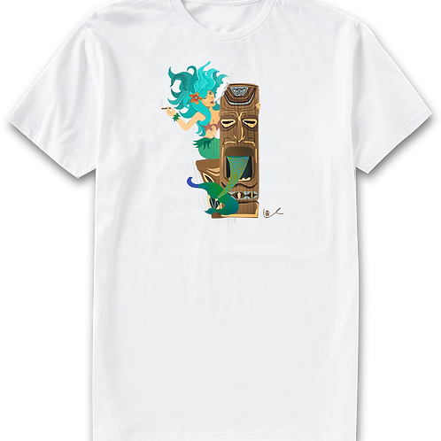 'A Tiki's Taile' Men's T-Shirt