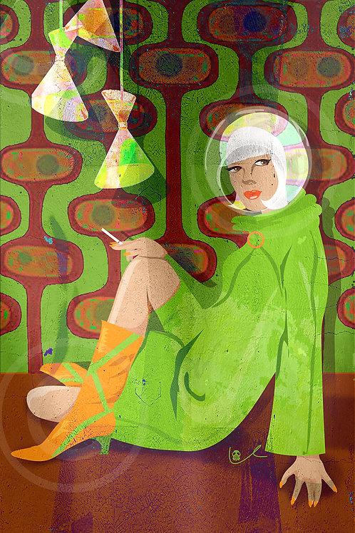 'Susie Sputnik'