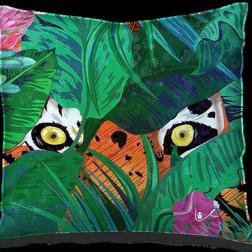 'Hidden Tiger' Pillow
