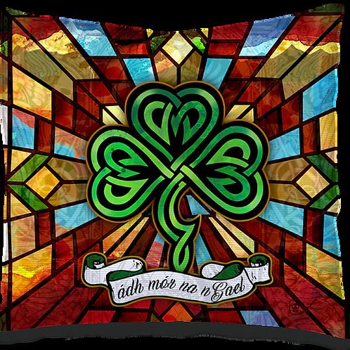 'Luck of the Irish' Pillow