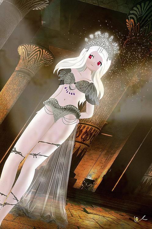 'Galaxian Goddess'