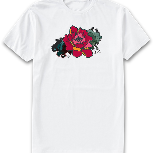 'California Peony' Men's T-Shirt