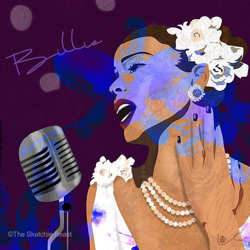 'First Ladies of Jazz / Billie'