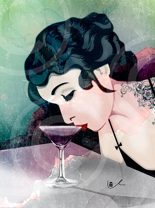 'Never Too Tired for Cocktails'