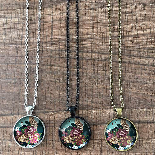 'Much Koi' Necklace