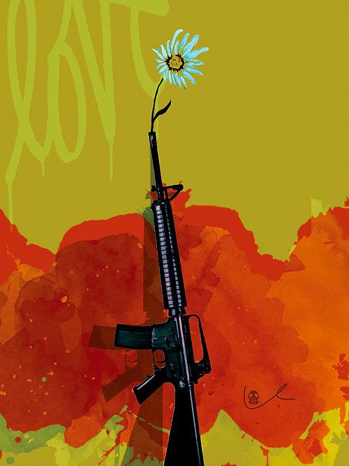 'Love to War'