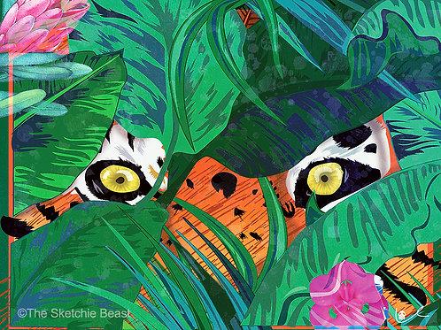 'Hidden Tiger'