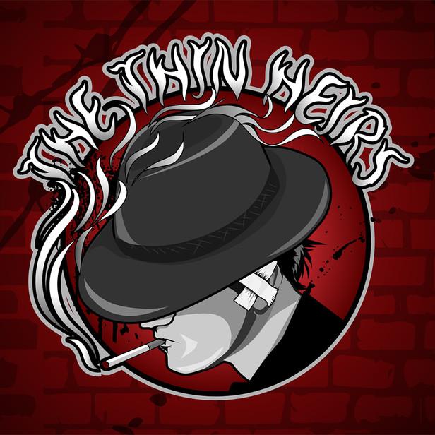 The Thin Heirs Logo