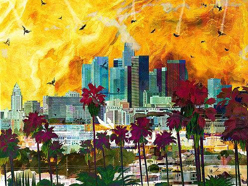 'City of Fallen Angels'