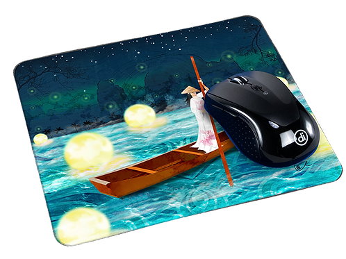 'Bay of Light' Mousepad