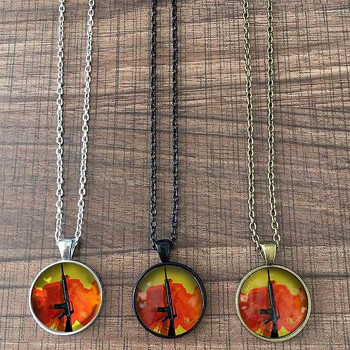 'Love War' Necklace