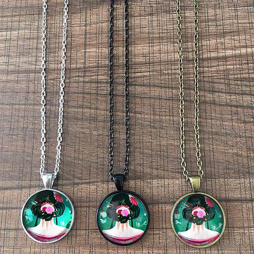 'Backside Beauty' Necklace