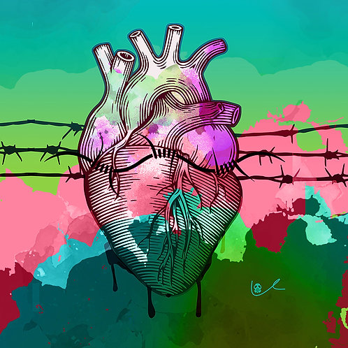 'Barbed Wire Heart'